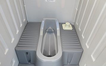 仮設トイレのレンタルは小櫃清掃社和式
