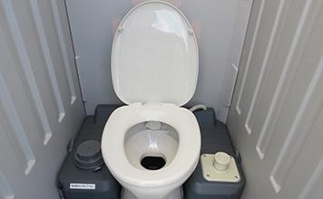 仮設トイレのレンタルは小櫃清掃社洋式