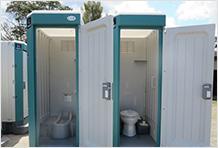 仮設トイレのレンタル納品・引き渡し